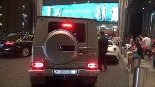 How to park a Mercedes G63 AMG in Dubai!!