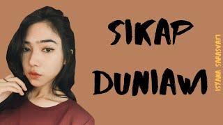 Gambar cover Isyana Sarasvati - Sikap Duniawi (Lirik Video)