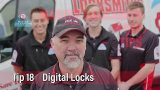 Digital Locks   Pick Me Locksmith Top Tip 18