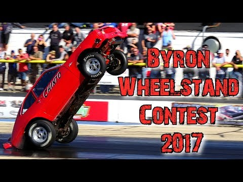 Byron Wheelstand Contest 2017 – Full Coverage