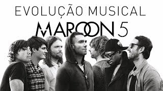 Download Evolução Musical | Maroon 5 Mp3