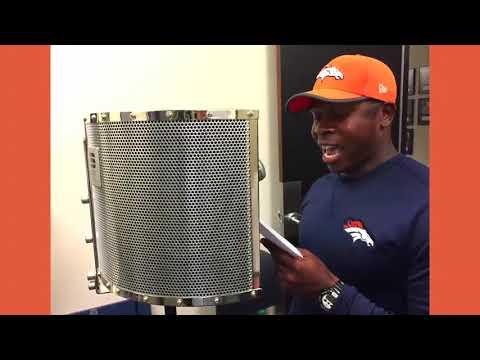8 21 17 Broncos Coach Vance Joseph Train Message