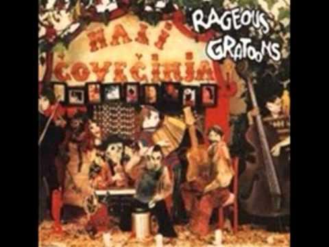 Rageous Gratoons -  Le Pacte poster