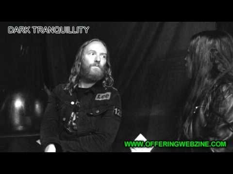 Dark Tranquillity interview November 2016