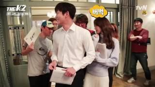 Video 161105 THE K2 Ep. 11 BTS - YoonA & Ji Chang Wook download MP3, 3GP, MP4, WEBM, AVI, FLV Februari 2018