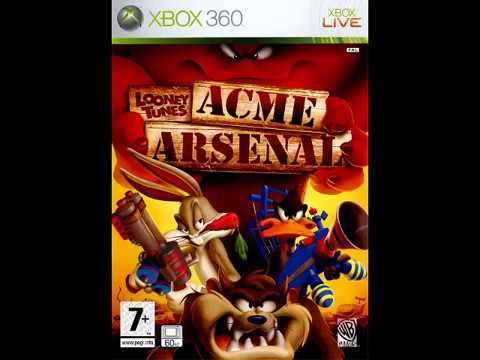 Descargar Juego Looney Tunes Acme Arsenal Xbox 360 Rgh Youtube