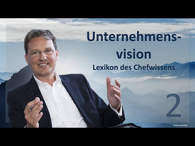 Episode 2: Unternehmensvision