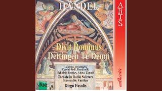 Dettingen Te Deum: Te Deum laudamus No. 12 Vouchsafe O Lord