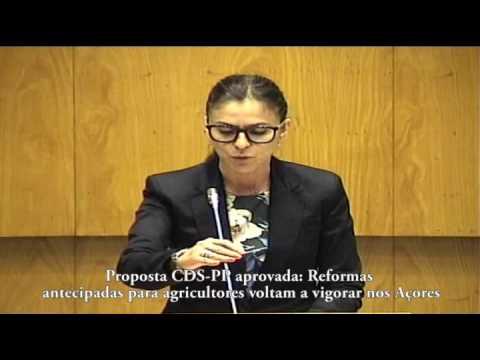 Proposta CDS-PP aprovada: Reformas antecipadas para agricultores voltam a vigorar nos A�ores