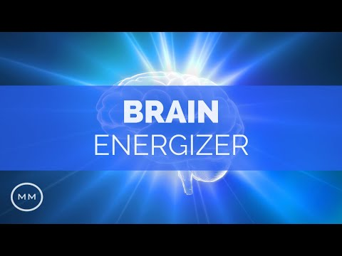 Brain Energizer - Super Mental Energy - 40 Hz Gamma Binaural Beats