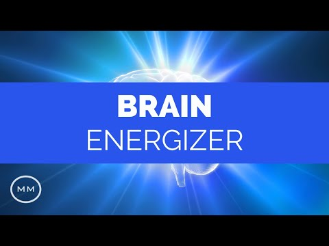 Brain Energizer (v.2) Gamma Waves for Focus, Concentration, Memory Binaural Beats Focus Music