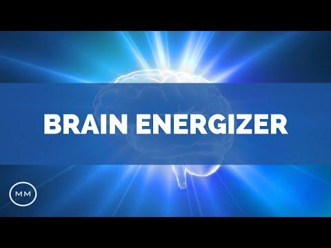 Brain Energizer - Binaural Beats for Concentration, Focus, Memory - Focus Music (v.2)