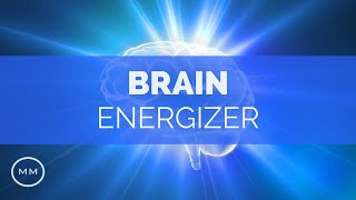 Brain Energizer - Clean Mental Energy - Gamma Binaural Beats (40 Hz) (v.2)
