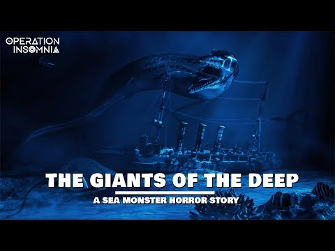 Scary Stories | The Giants of the Deep | A Horror Story | Deep Sea Monster  Story