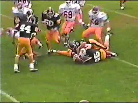 1991 FFCS Football Highlight Video
