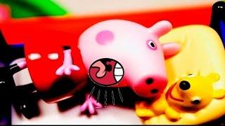 Свинка Пеппа новая серия РОЖДЕСТВЕНСКИЙ ВЫПУСК Мультик из игрушек