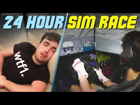 Can I Survive 24 Hours Of Non Stop Racing?