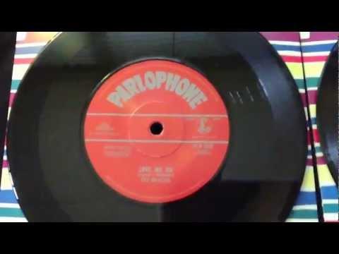 The Beatles 50th Anniversary Correct Ringo Starr 2012 Love Me Do vinyl single -