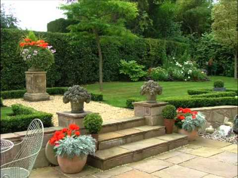 Flower Garden Designs I Flower Garden Designs And Layouts - Youtube
