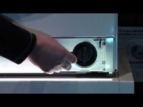 Favoriete wasmachine pompt niet af - YouTube HQ58