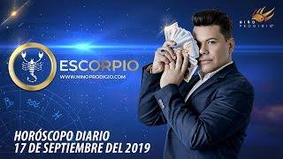 Horóscopo Diario de Escorpio - Septiembre 17, 2019