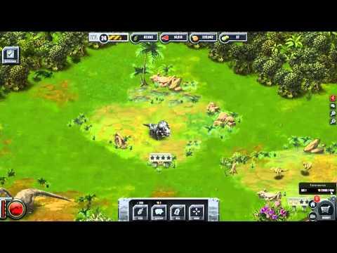 Jurassic Park Builder: Torosaurus (Common)[Jurassic]