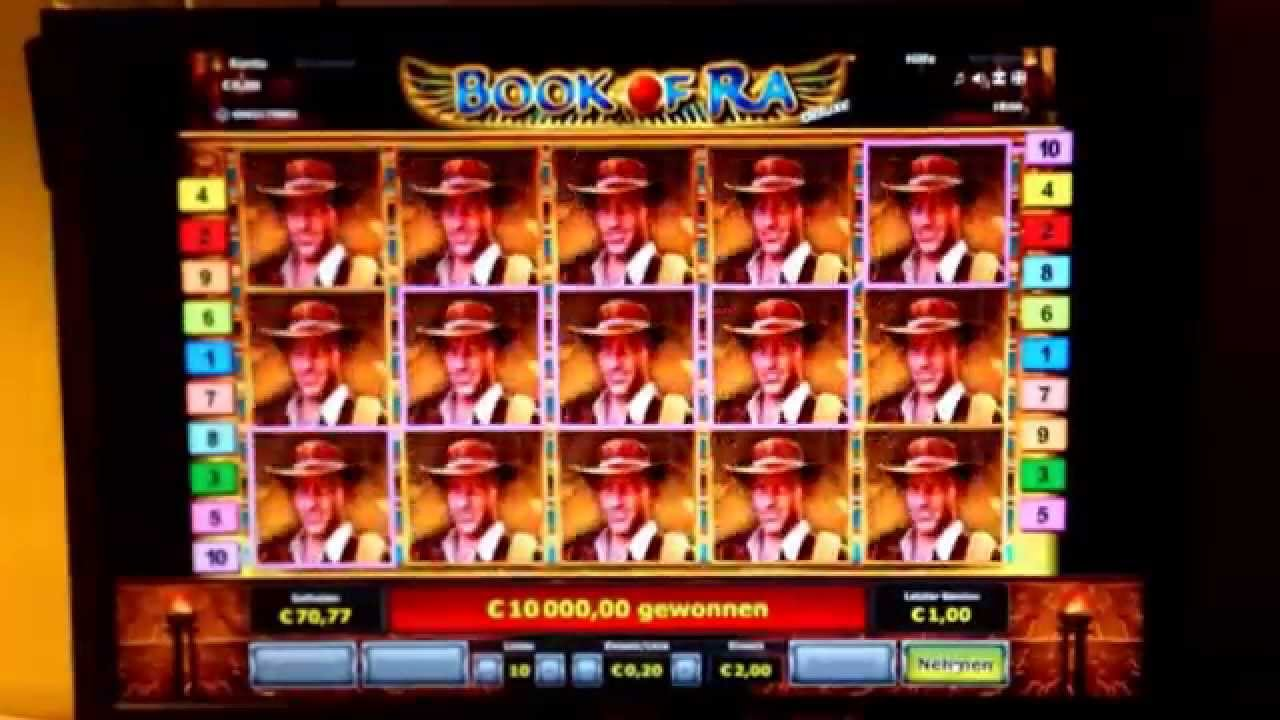 live online casino bock of ra