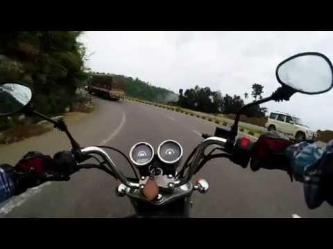 Agartala to Shillong Go Pro