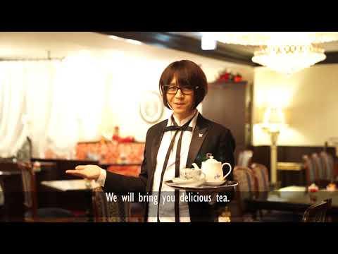 Experience Swallowtail Butler Cafe at Anime Matsuri 2018