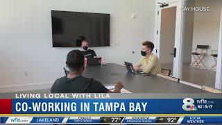 Coworking spaces boom in Tampa Bay since coronavirus outbreak