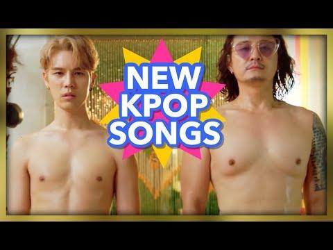 NEW K-POP SONGS | AUGUST 2018 (WEEK 3)