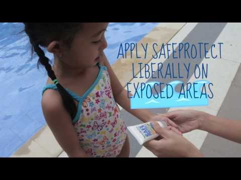 How To Properly Apply Sunscreen On Your Child