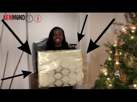 WHAT WAS IN THAT BIG BOX?? CHRISTMAS SURPRISE UPLOAD!!!