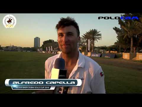 Alfredo Capella interview