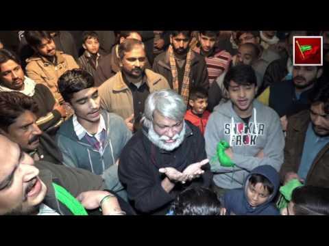 Dastan E Shujahat Ka Darain Mai (Sain Rehman Haiderabad)
