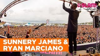 Sunnery James & Ryan Marciano (Full live-set) | SLAM! Koningsdag 2016
