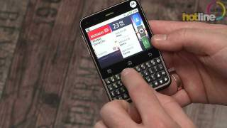 Motorola Charm Unboxing