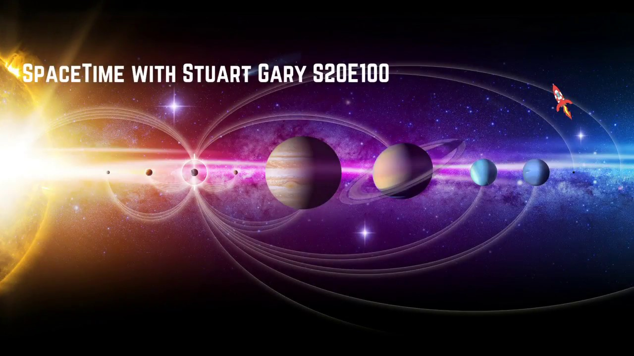 NASA looking at missions to a comet and to Saturn's moon Titan - SpaceTime with Stuart Gary S20E100