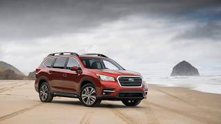 MORE Comfortable Big-Family SUVs: Review 2019 Subaru Ascent First Drive [Lastest News]