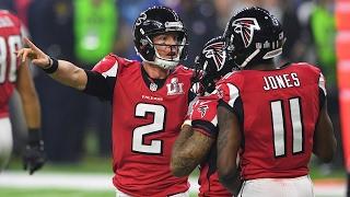NFL Monday QB: Matt Ryan's performance