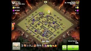 TH9 Double Jump GoVaHo OneHive Clash of Clans.