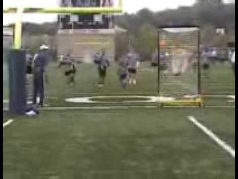 Quarterback University Highlights 2008.wmv