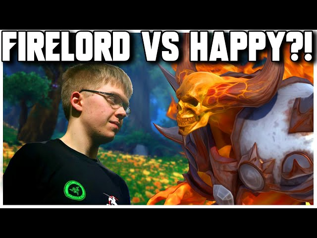 Grubby | WC3 | Firelord Against HAPPY?!