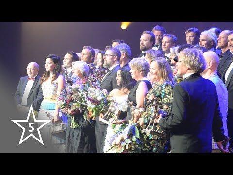 Nederlandse filmwereld bekroont met Gouden Kalveren - Showbizznetwork TV