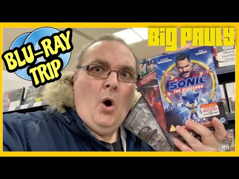 Blu-ray / DVD Hunting With Big Pauly (08/06/2020) VHS Making A Comeback