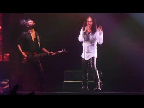 """Strangers & Rainbow in the Dark & Egypt""  Dio Hologram@Paramount Asbury Park, NJ 6/8/19"