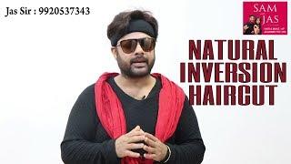 Natural Inversion Cut Sam and Jas Tutorial In Hindi