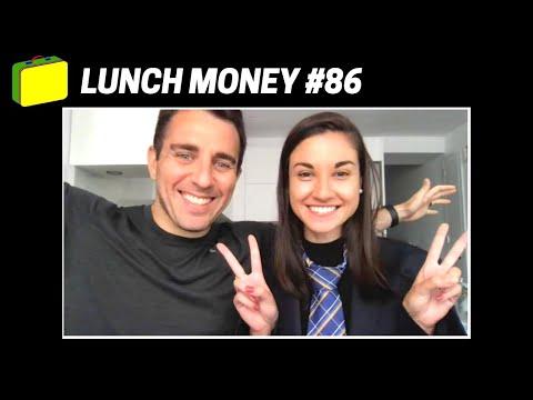 Lunch Money #86: Tech Hearing, GDP, Bulgaria, Ghislaine Maxwell, Mars Rover, & Shark Attack