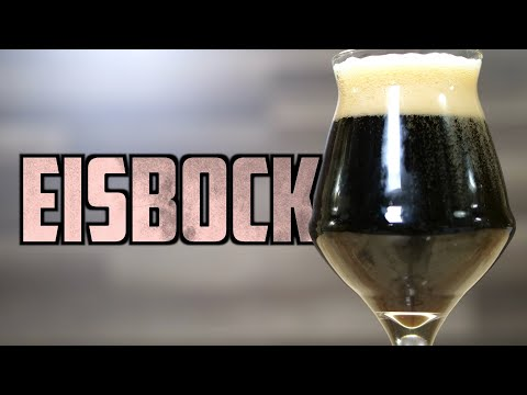 Brewing Eisbock | The Beer That's Distilled Through Freezing