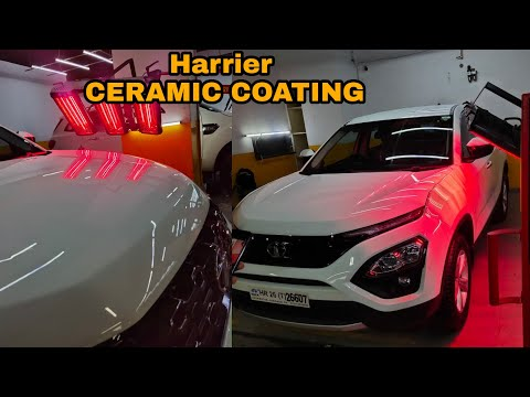 Tata Harrier | Everything You Need To Know About Ceramic Coatings | Ceramic Coating Car | VBO Life